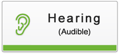 Hearing(audible)